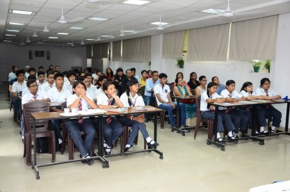 Class XI Orientation Programme