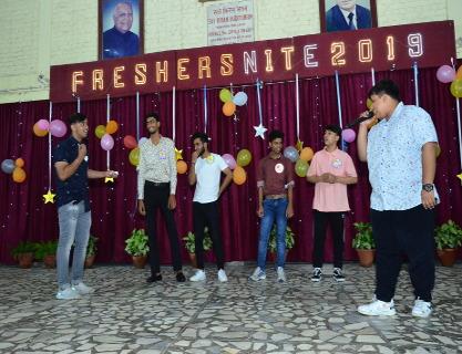 Freshers Nite 2019