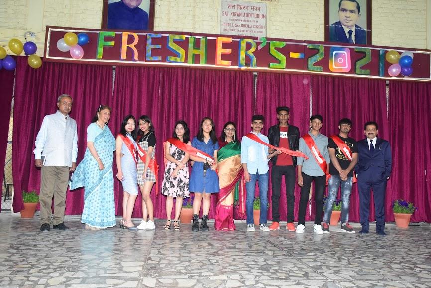 Freshers Day (27-Feb-2021)