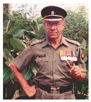 Lt Col P S Satsangi
