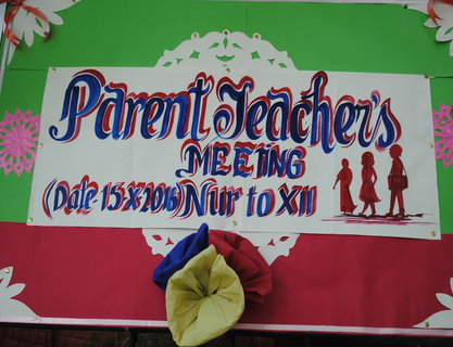 Parents Teacher Meeting