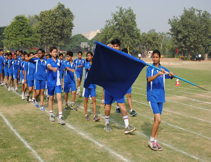 Annual Sports Meet Day-1