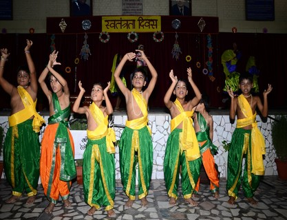 Independence Day Celebration - Primary Section