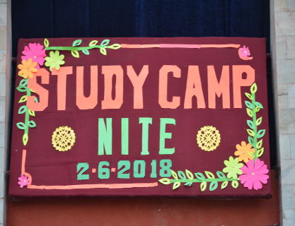 Summer Study Camp Nite